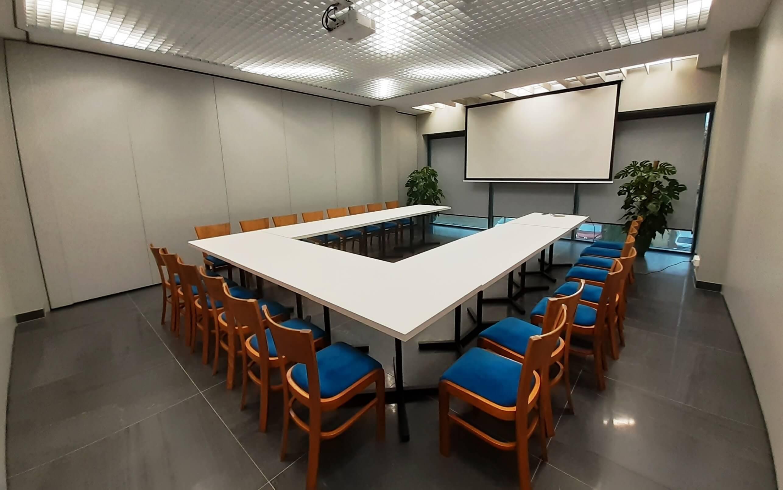 Sala konferencyjna w Verano Kołobrzeg